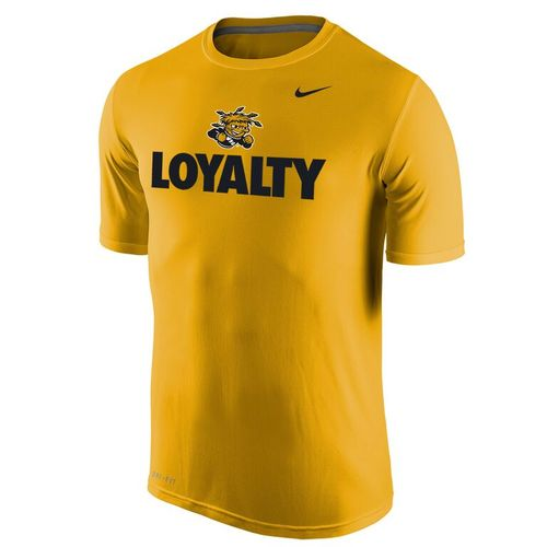 Nike™ Men's Wichita State University Legend Short Sleeve T-shirt