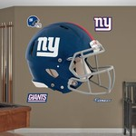 Fathead New York Giants Real Big Helmet Decal