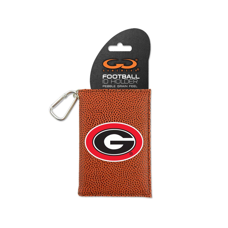 GameWear University of Georgia Classic Football ID Holder