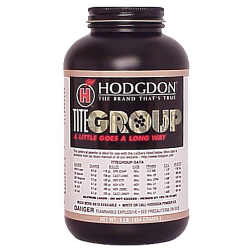 Hodgdon TG1 Titegroup Pistol/Shotgun Spherical Propellant