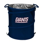 Logo New York Giants Collapsible 3-in-1 Cooler/Hamper/Wastebasket