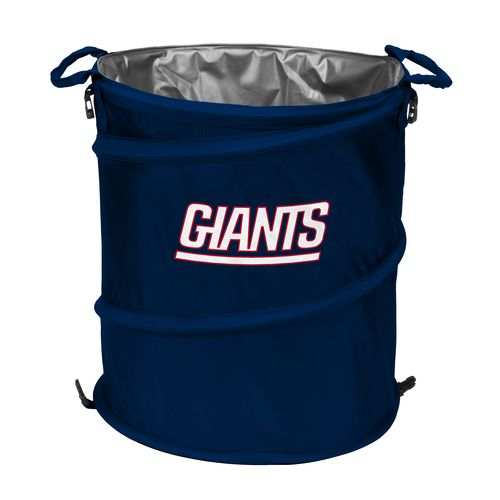 Logo™ New York Giants Collapsible 3-in-1 Cooler/Hamper/Wastebasket