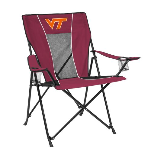Logo™ Virginia Tech Game Time Chair