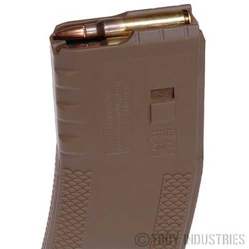 Troy BattleMag AR-15 .223 Remington/5.56 NATO 30-Round Magazine - view number 1