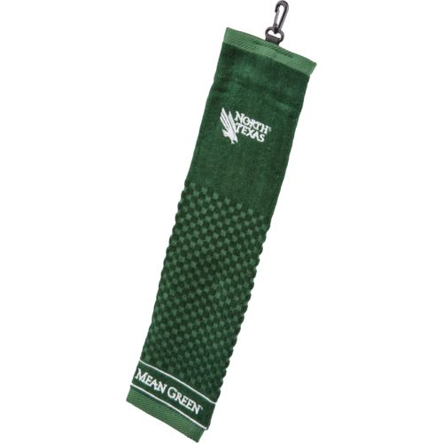 Team Golf University of North Texas Embroidered Towel