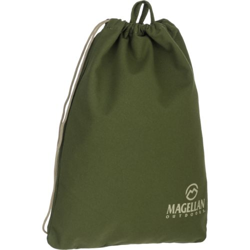 Magellan Outdoors 42 in x 15 in Cotton Canvas Barrel Duffel Bag - view number 3
