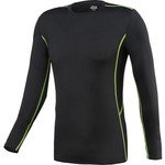 BCG Men's Long Sleeve Fitted Compression T-shirt - view number 1