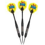 Viper Comix 22-Gram Steel-Tip Darts 3-Pack - view number 1