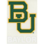 "Stockdale Baylor University 4"" x 7"" Decals 2-Pack"