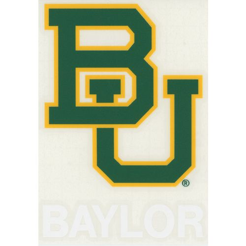 Stockdale Baylor University 4' x 7' Decals 2-Pack