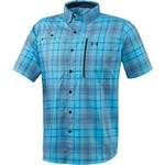 Under Armour® Men's Fishing Woven Tide Swing Plaid Button Down Shirt