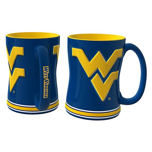 Boelter Brands West Virginia University 14 oz. Relief