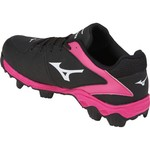 Mizuno Girls' Finch Franchise 6 Advanced 9-Spike Molded Softball Cleats - view number 3