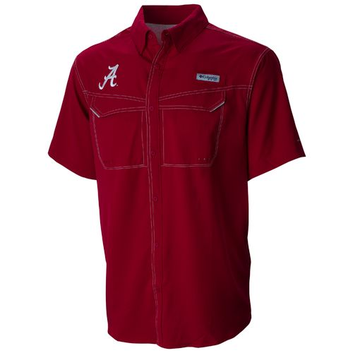 Columbia Sportswear Men's University of Alabama Low Drag Offshore Shirt - view number 1