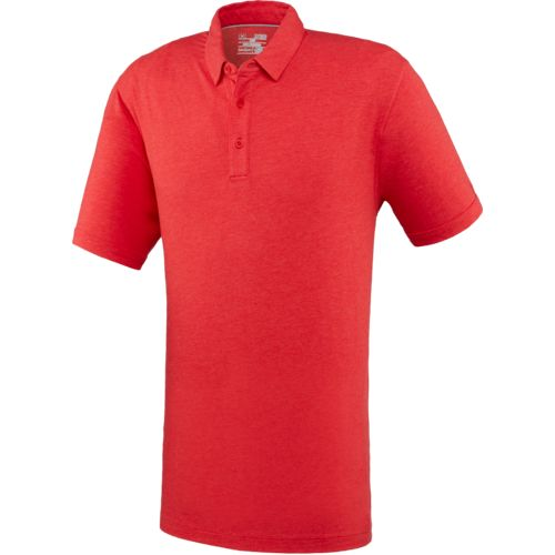 Display product reviews for Under Armour Men's Charged Cotton Scramble Polo Shirt