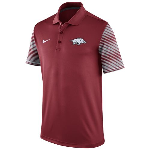 Nike™ Men's University of Arkansas Early Season Polo Shirt