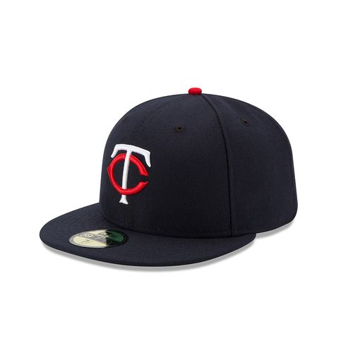 New Era Men's Minnesota Twins 2016 59FIFTY Cap