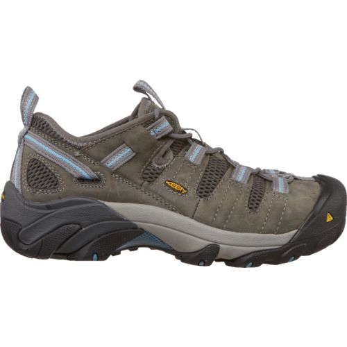 KEEN Women's Flint Low Steel Toe Work Boots