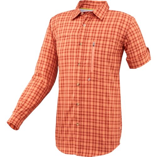 Magellan Outdoors™ Men's Ripple Creek Long Sleeve Plaid Shirt