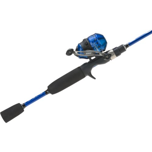Zebco 33 micro custom z 5 39 ul freshwater spincast rod and for Micro fishing reel