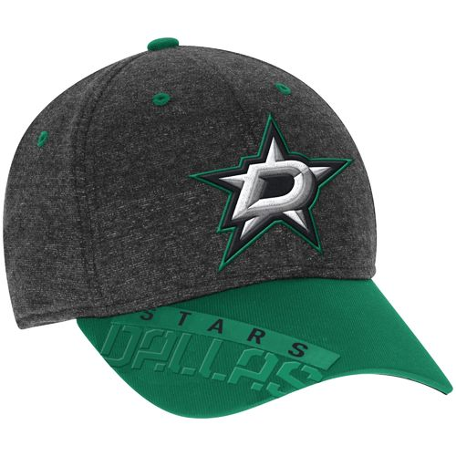 Reebok Men's Dallas Stars Playoff Structured Flex Cap