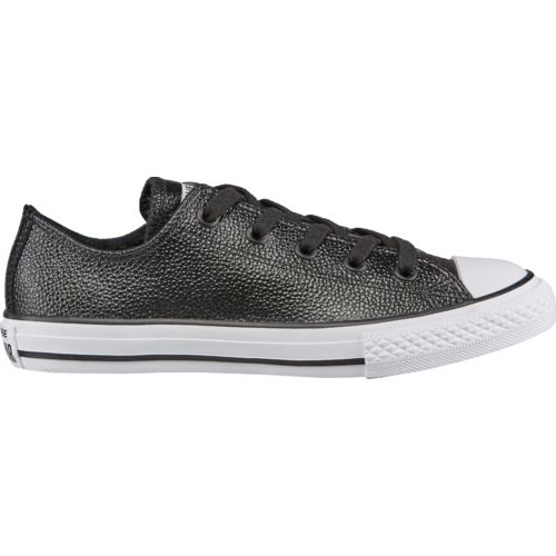 Converse Girls' Chuck Taylor All Star Stingray Metallic Low-Top Shoes