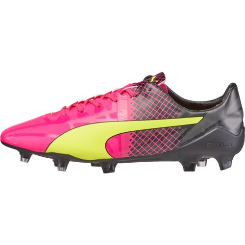 PUMA Men's evoSPEED 1.5 Tricks FG Soccer Cleats - view number 7