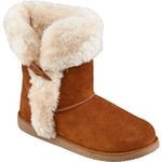 Magellan Outdoors Women's Suede Fur Boots - view number 2