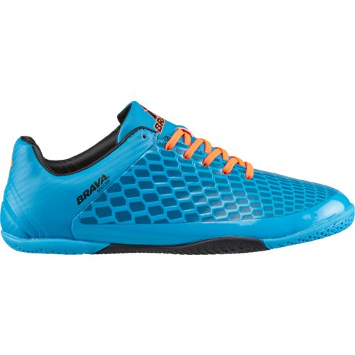 Display product reviews for Brava Soccer Men's Attacker Indoor Soccer Shoes