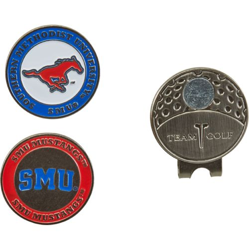 Team Golf Southern Methodist University Marker Cap Clip