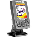 Lowrance Hook 3x Mid/High Fishfinder