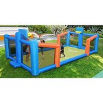 Sportspower Fly Slama Jama Inflatable Basketball Court - view number 1