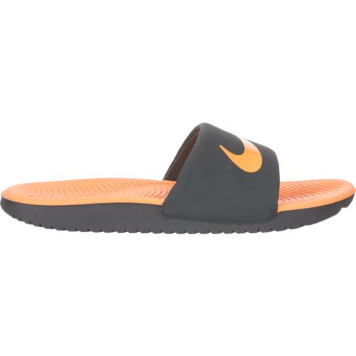 Display product reviews for Nike Boys' Kawa Sport Slides