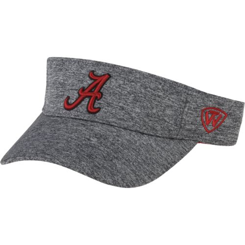 Top of the World Men's University of Alabama Steam Visor