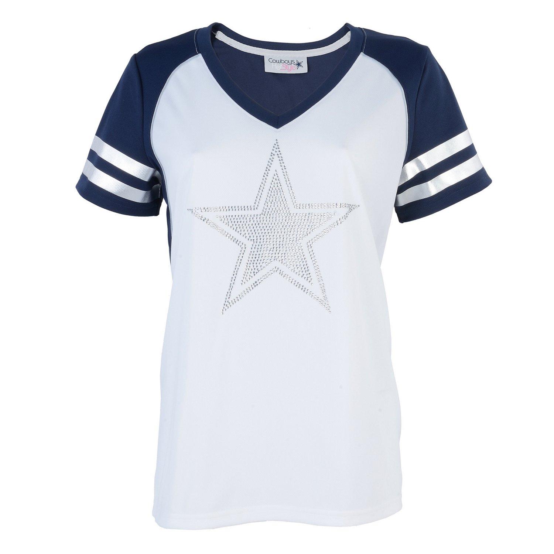 Dallas Cowboys Women's Baker Jersey