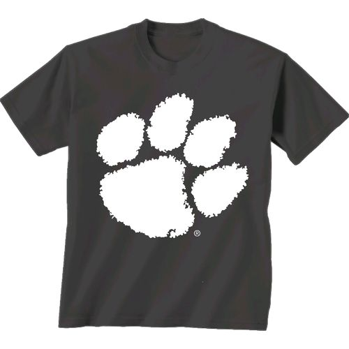 New World Graphics Men's Clemson University Alt Graphic T-shirt