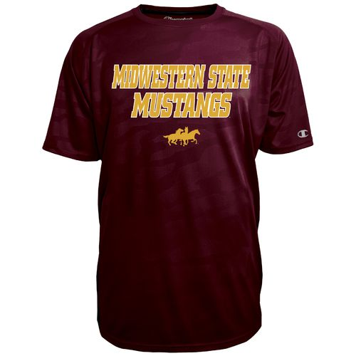 Champion™ Men's Midwestern State University Fade T-shirt