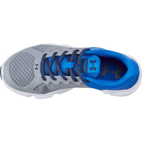Under Armour Boys' Grade School UA Micro G Assert 6 Running Shoes - view number 4
