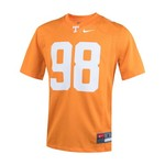 Nike™ Boys' University of Tennessee Replica Football Jersey