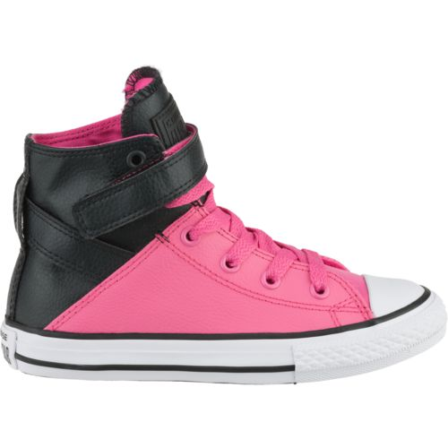 Converse Girls' Chuck Taylor All Star Brea High-Top Shoes