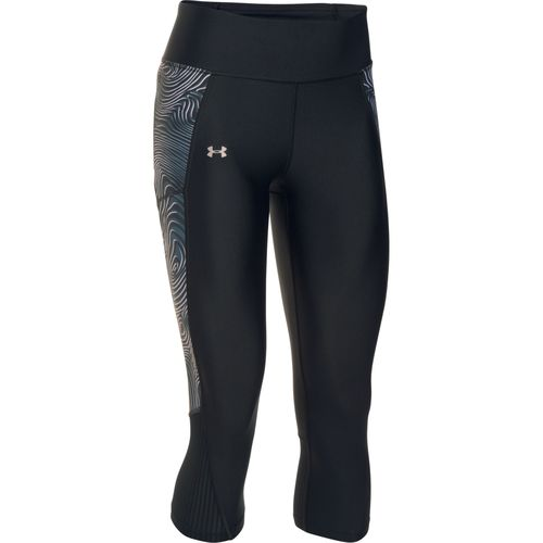 Under Armour™ Women's Fly By Printed Capri Pant