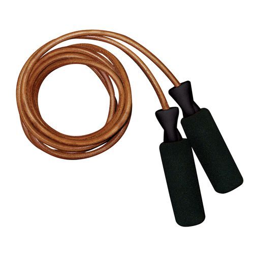 Contender Fight Sports Leather Jump Rope