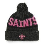 '47 New Orleans Saints Women's Northmont Cuff Knit Cap