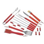 Outdoor Gourmet 18-Piece Barbecue Tool Set - view number 4