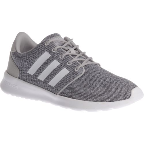 adidas cloudfoam grey shoes