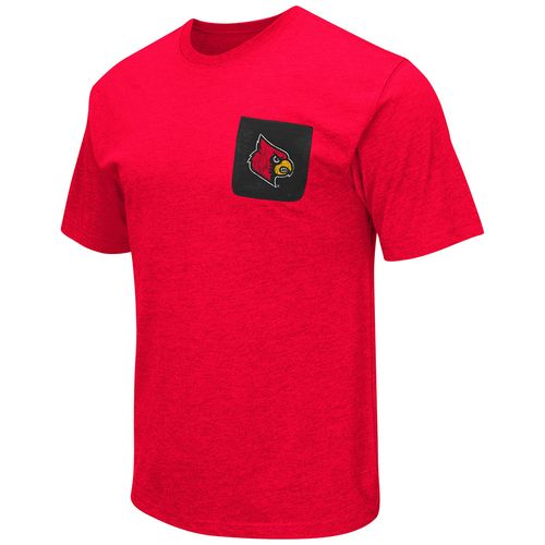 Colosseum Athletics™ Men's University of Louisville Banya Pocket T-shirt - view number 1
