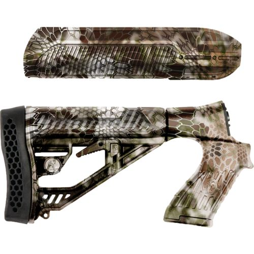 Adaptive Tactical EX Stock and Fore-end Set for Mossberg® Pump Shotguns