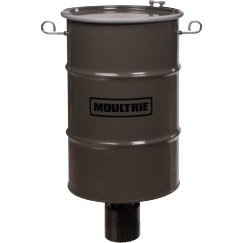 Display product reviews for Moultrie Pro Hunter 30-Gallon Hanging Metal Deer Feeder