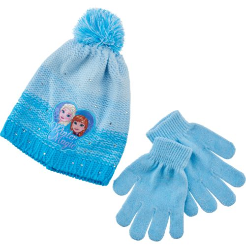ABG Accessories Girls' Frozen Hat and Glove Set