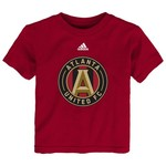 adidas Toddlers' Atlanta United FC climalite Primary Logo T-shirt - view number 1